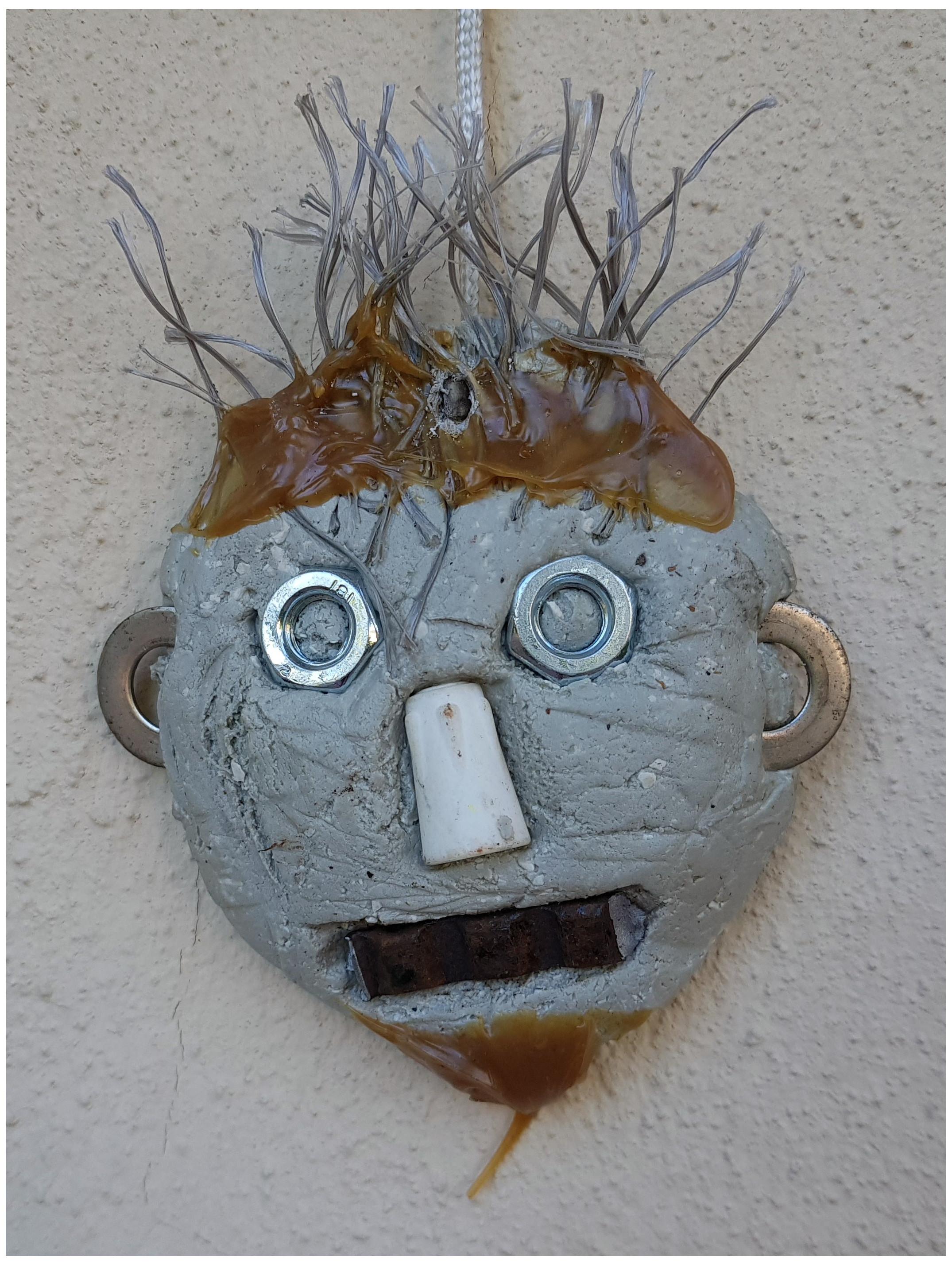Corona Man Face