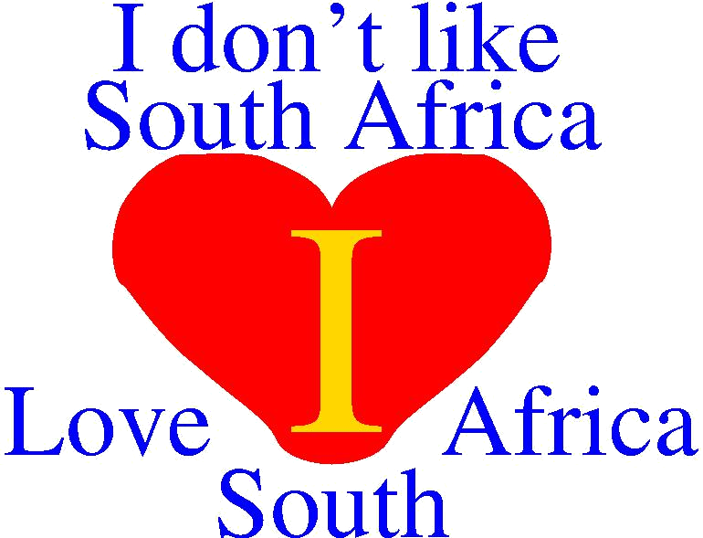 I don't like SA, I love SA!
