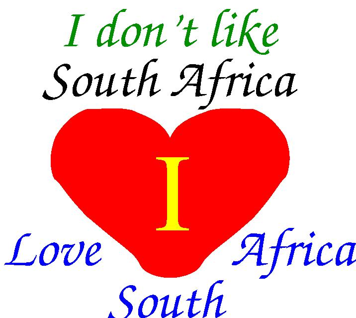 My Proudly South African